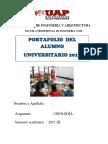 DIBUJO I_Portafolio Alumno