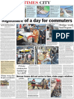 Mumbai Railway Bridge Comes Crashing Down on Local Train, 2 Die