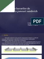 Inchideri - Panouri Sandwich