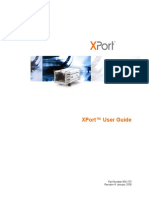 XPort_UserGuide