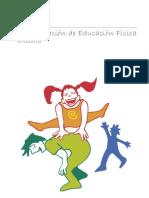 Programación de Educación Física para Primaria