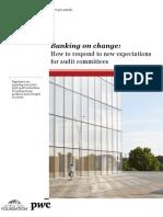 Foundation PWC Banking on Change Sept 2016