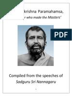 SriRamakrishnaParamahamsa