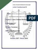 Organizacion Territorial del ecuador