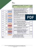 Planificacion de Cursado Instalaciones III