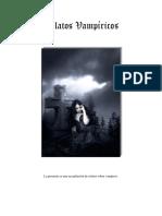 relatos vampiricos