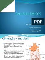 ANTIARRITMICOS