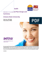 Aetna Dentist Plan Coverage