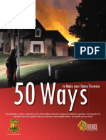 50 ways to be firewise
