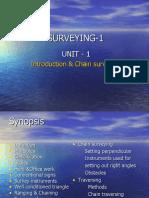 Unit 1 S - I