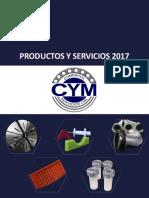 Catálogo C y M 2017