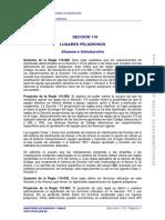 11.- Sección 110-Lugares Peligrosos