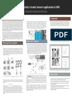 Smart Materials-ceramic based sensors