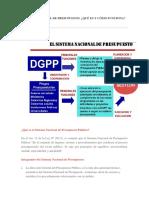 Sistema Nacional de Presupuesto Word Imprimir
