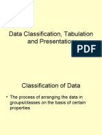 Class 3 Qt- Data Classification