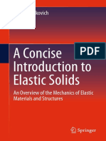 Carl T. Herakovich-A Concise Introduction to Elastic Solids_ an Overview of the Mechanics of Elastic Materials and Structures-Springer (2017)