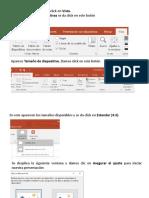 Cómo Cambiar El Formato Power Point Windows