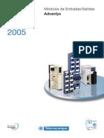 Catalogo Advantys 2005