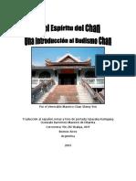 Maestro Sheng Yen en El Espiritu Del Chan