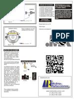 Instructivo Velocimetro Molina2.1