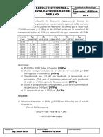 balance de materia de reservorios I