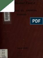 THE TELL EL AMARNA PERIOD.pdf