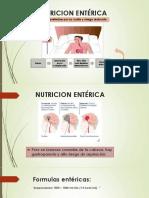 nutricion enterica