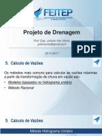 Cap 2.1 - Hidrologia Básica Para Estruturas de Drenagem