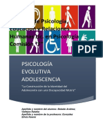 EVOLUTIVA ADOLESCENCIA (1)
