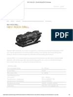 HEX1 Rock drill — Sandvik Mining & Rock Technology.pdf
