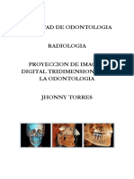 Proyeccion de Imagen Digital Tridimensional en La Odontologia
