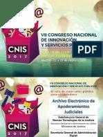 Apud Acta Cnis2017