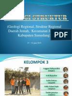 Geo Struktur Presentasi