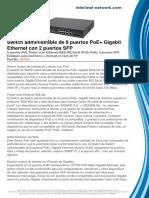 561051 Datasheet Spanish