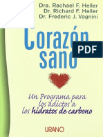 Corazón Sano Un Programa Para Los Adictos a Los Hidratos de Carbono - Dr Rachel F Heller