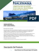 Proyecto Implementación de Buses Eléctricos