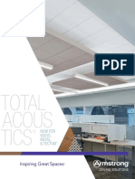 Total Acoustics Brochure