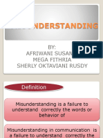 Chapter 3  Misunderstanding-1.pptx