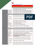 Lista Maestra PC INTT