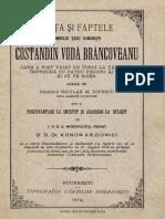 Viaţa şi faptele domnului Ţării Româneşti Constantin Vodă Brâncoveanu care a fost tăiat de turci la Ţarigrad împreună cu patru feciori ai săi şi cu un boier.pdf