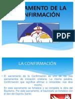 SACRAMENTO-DE-LA-CONFIRMACIÓN.ppt