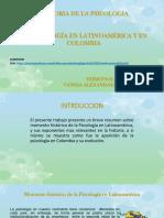 La Psicología en Latinoamérica y en Colombia