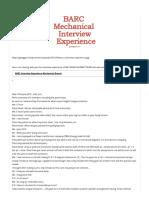 BARC Interview Experience (Mechanical)_ How to Crack BARC Interview_ _ GateGyan