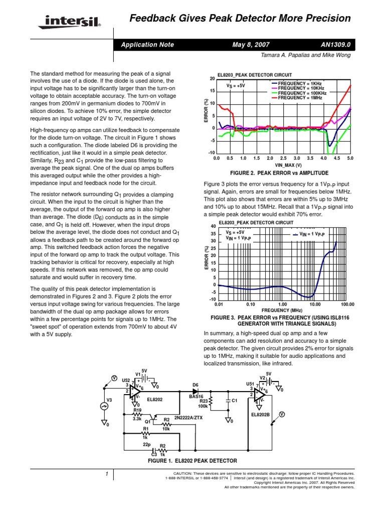 An 1309 Operational Amplifier Frequency Signal Generator Circuit With High Performance The