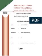 Historia Clínica 2 - Dr. Caballero