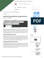 Membuat Menu WordPress Dengan Bootstrap – ONPHPID Tutorial