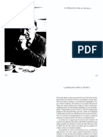 Heidegger Martin 1997 La Pregunta Por La Tecnica