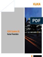 KUKA Robot Systems UK Nuclear Handling