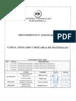 POL032GEN004 - Carga, Traslado y Descarga Materiales Rev.3 Alumini