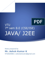 Java Unit8 Ashok Kumar K